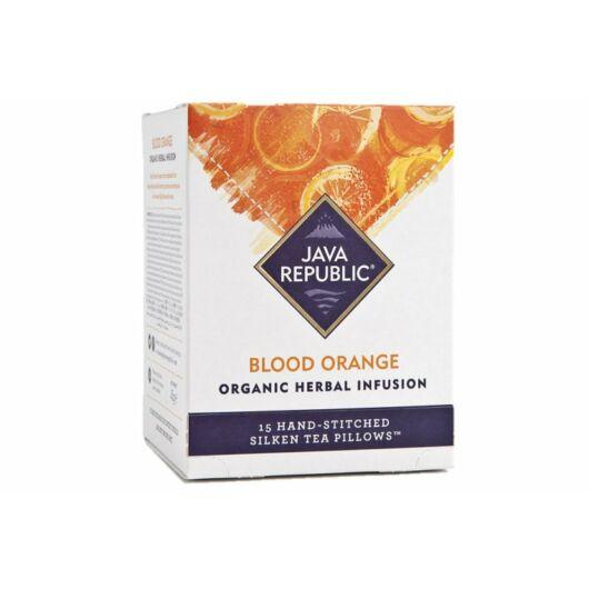 Java Republic - Blood Orange organikus gyógynövényes tea