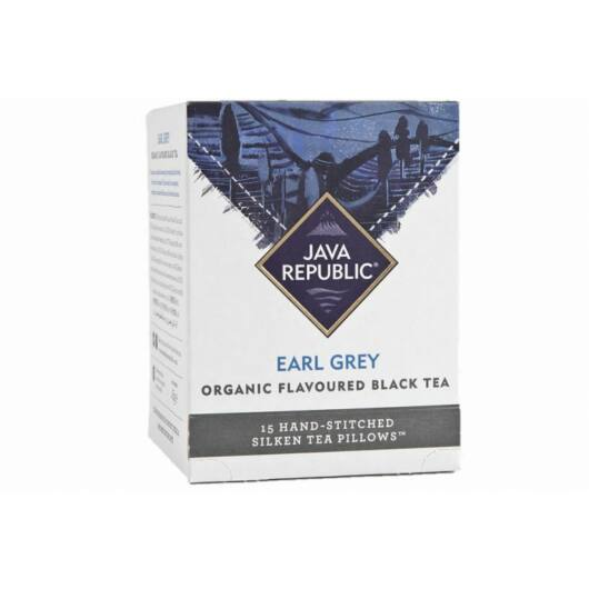 Java Republic - Earl Grey tea bergamottal
